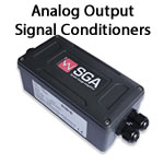 Analogue Output Signal Conditioners