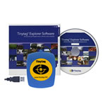 SWPK-3-USB | Tinytag Software & Inductive Pad for Aquatic, Splash and Transit loggers