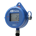 TV-4020 Display temperature data logger and probe