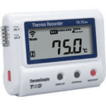 TR-75nw Thermocouple Temperature Logger | Wired LAN