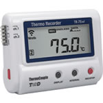 TR-75wf Thermocouple Temperature Logger | Wireless LAN