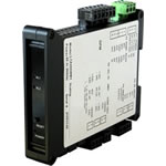 LT-FR  4-20 mA & RS485 Transmitter for Duty Cycle or Pulse Width Modulation (PWM) Input DIN Rail Transmitter