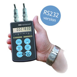 PSD232 | Portable Strain Gauge Reader with RS232 Output