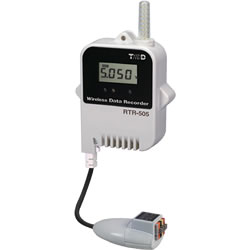 RTR-505-V | Voltage Logger | Wireless