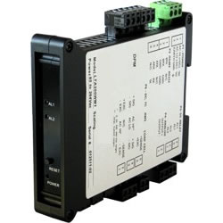 LT-FR  4-20 mA & RS485 Transmitter for AC Phase Angle and Power Factor DIN Rail Transmitter