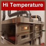 Very Hot Temperatures | Ovens over 125°C