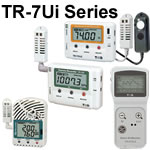 TR-7Ui Series | T&D Data Loggers | Micron Meters