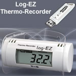 Thermo Recorder log-EZ at Micron Meters