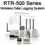 RTR-500 Series | Wireless | TandD T&D | Micron Meters