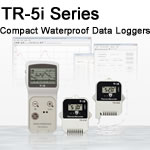 TR-5i Series | T&D Data Loggers | Micron Meters