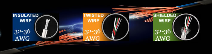 Minature Wire and Cable 32 AWG | 34 AWG | 36 AWG