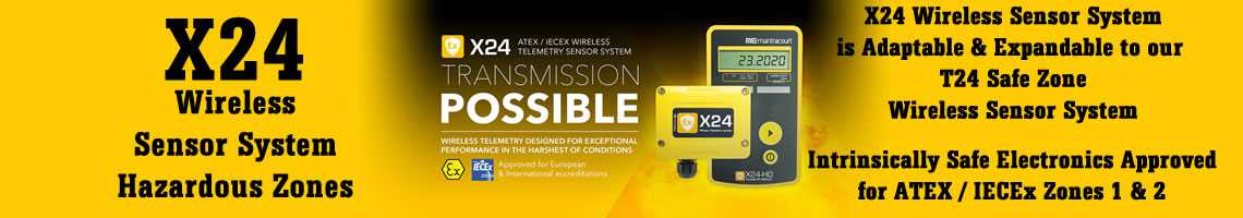 View X24 Wireless Sensor System