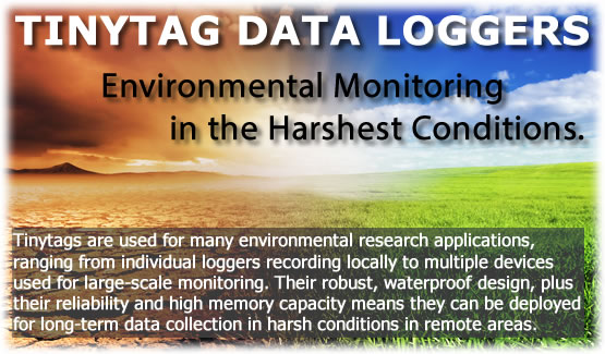 Tinytag Data Logger Harsh Environments